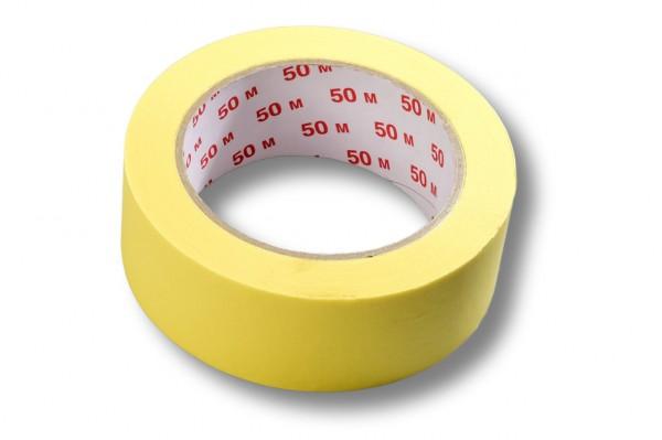 Kreppband, 38 mm / 50 m 60°C