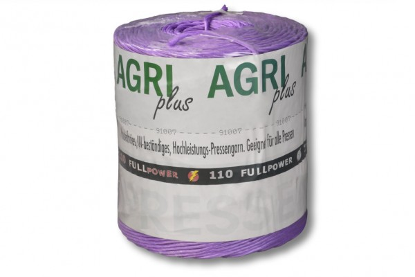 "AGRIplus Pressengarn 110m je kg ""Full Power"""