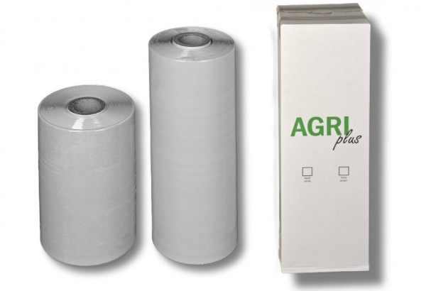 Agrarstretchfolie Agriplus weiß