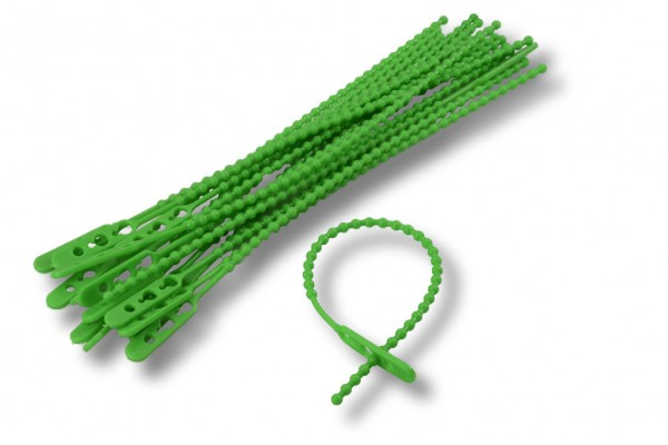 Blitzbinder, 190 mm, grün