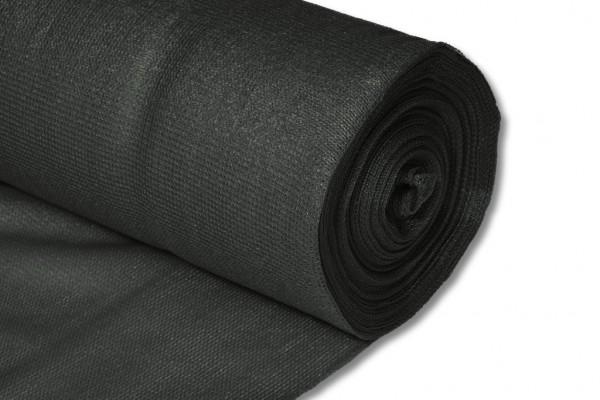 Schattiernetz 230g 4 x 30m, schwarz