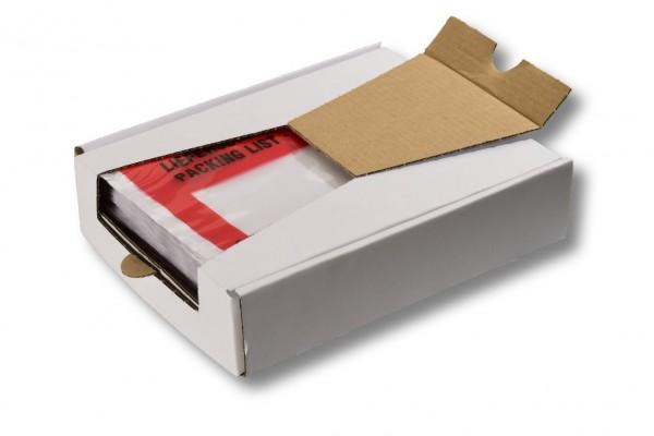 Briefumschlag bedruckt