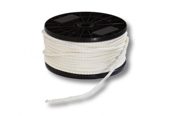 PP-Rundgeflecht--Seil 5,00 mm stark