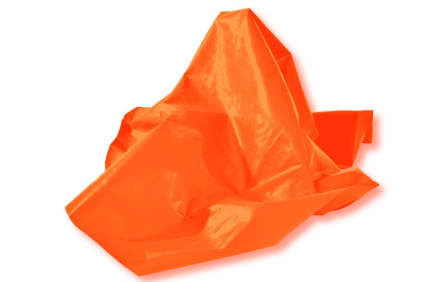 Gewebefolie orange