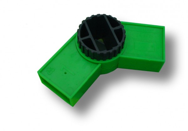 Vario Quick Steckelement für Gewächshaus Konstruktion