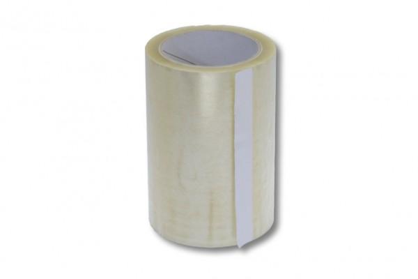 PP-Adressenschutzfilm, 150 mm / 66 m, Acrylat, transparent