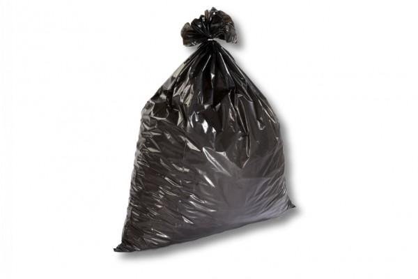 Müllbeutel grau