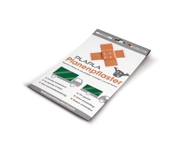 Reparaturpflaster für PVC-Planen 20 x 30 cm