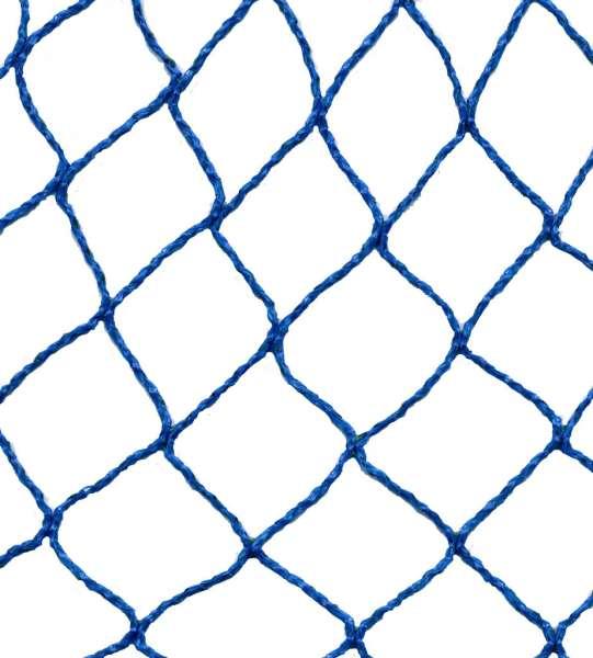 Vogelschutznetz, blau 8 m breit, 30 mm Masche