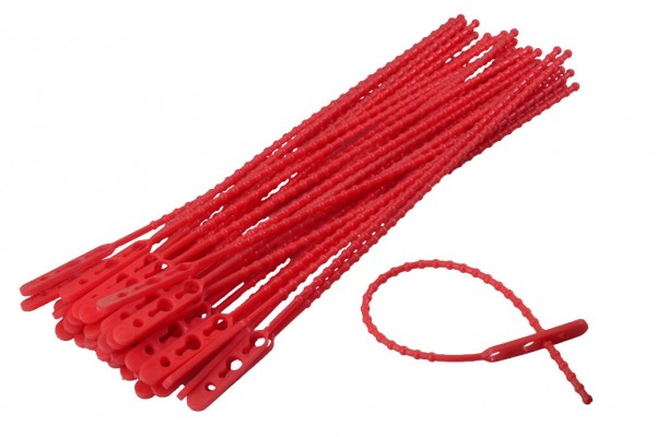 Blitzbinder, 190 mm, rot