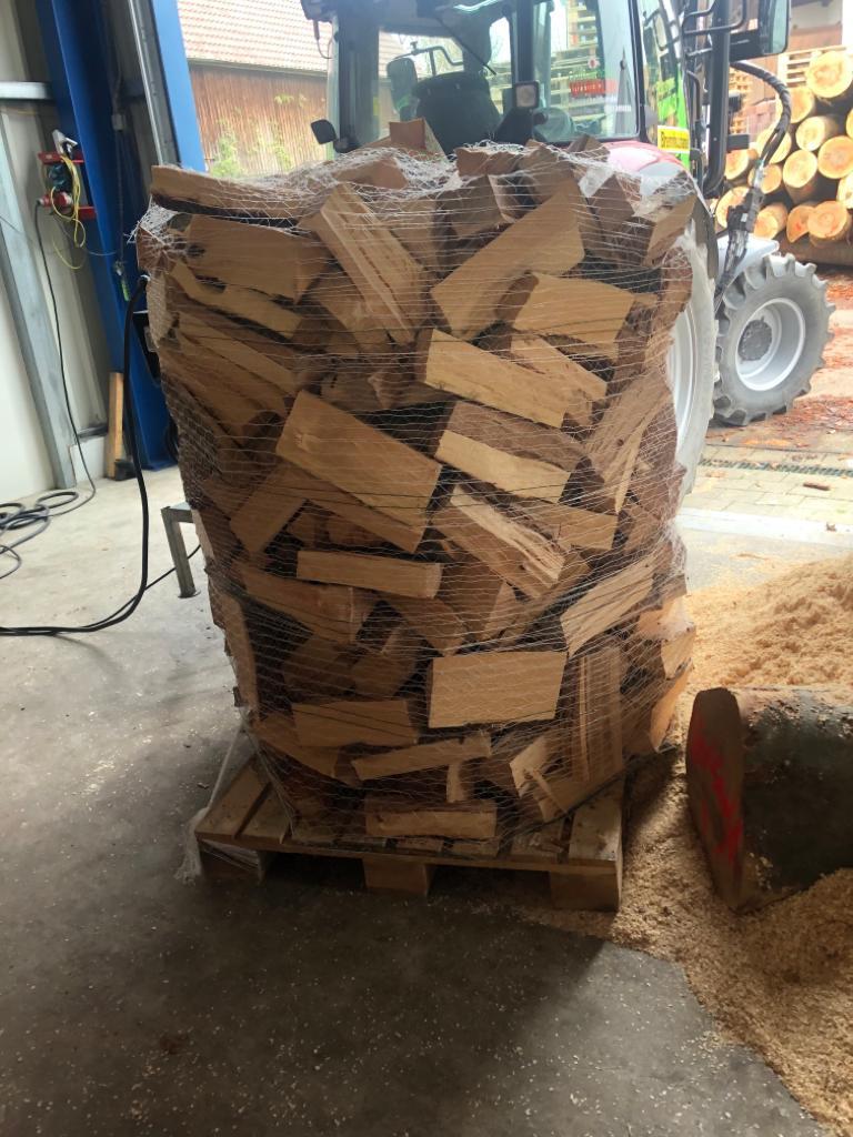 3 Rollen  Wickelnetz Brennholz Holznetz  0,5 m x 500 m