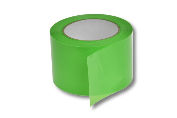 Absperrband grün