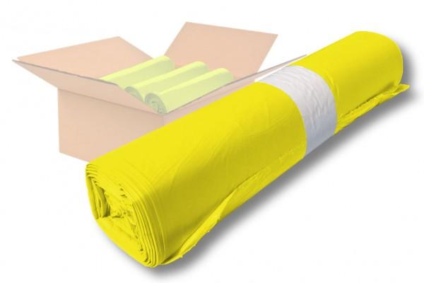 Müllsäcke gelb