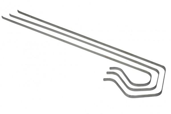Klammer für Seitenrandfolie 120cm / 15-20cm