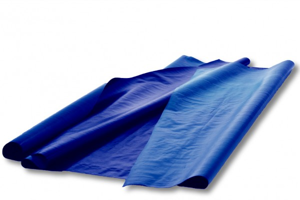 Gewebefolie blau-schwarz