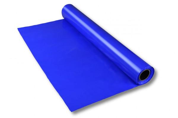 PE-Folie blau