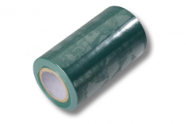Silofolienklebeband, 100 mm / 10 m grün