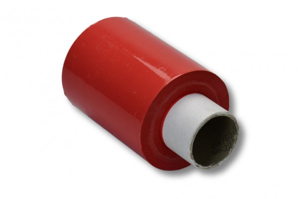 Mini-Stretchfolie rot