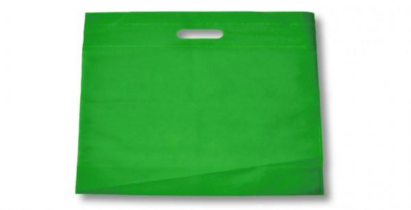grüne Tragetasche