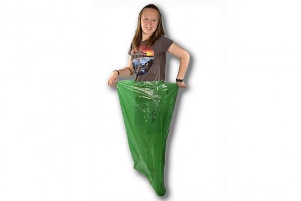 Müllsäcke grün