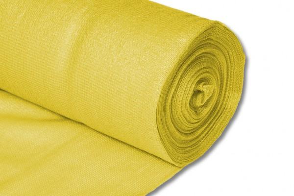Schattiernetz 230g 4 x 30m, gelb