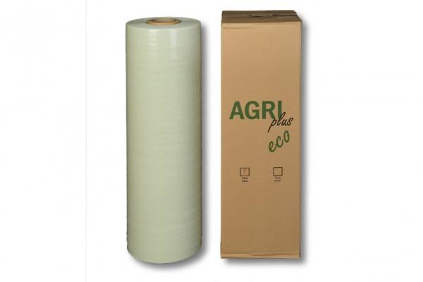 Stretchfolie AGRIplus eco 750 mm / 1650 m grün
