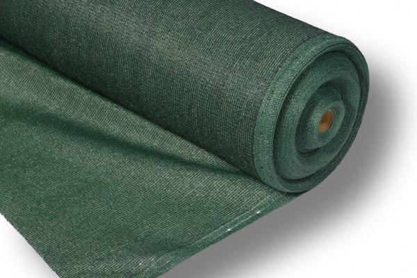 Schattiernetz 150g 72 % grün 1,20 m breit