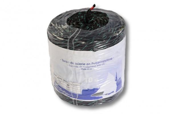 Holzseil 8-fach gedrillt 10 Kg Spule