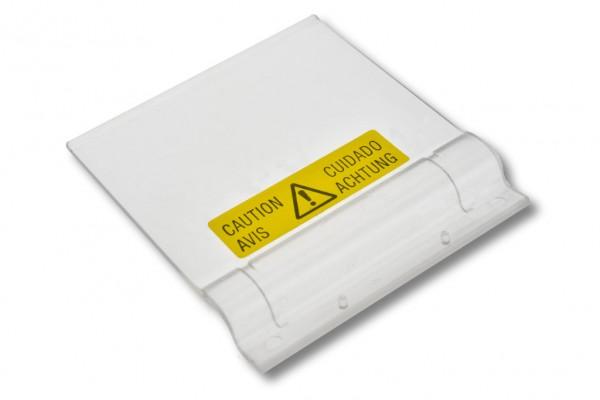 Andrückplatte für Handabroller