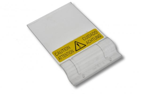 Andrückplatte Paketbandabroller