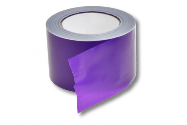 Absperrband violett