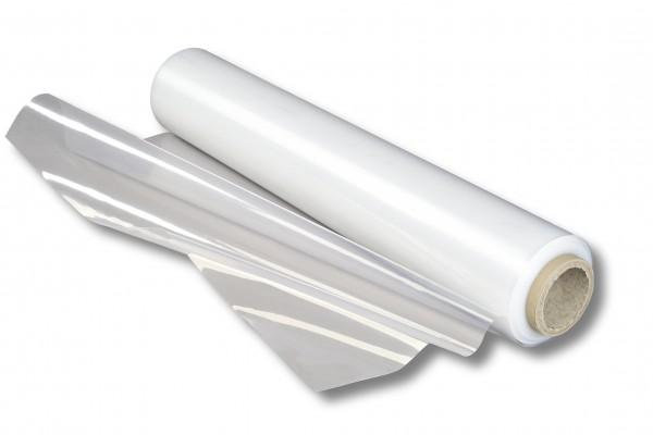 transparente Kunststofffolie