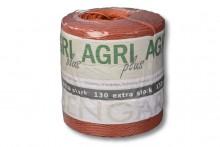 """AGRIplus Pressengarn 130m je kg """"extra stark"""""""