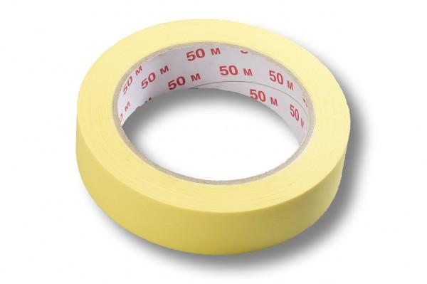 Kreppband, 30 mm / 50 m 60°C