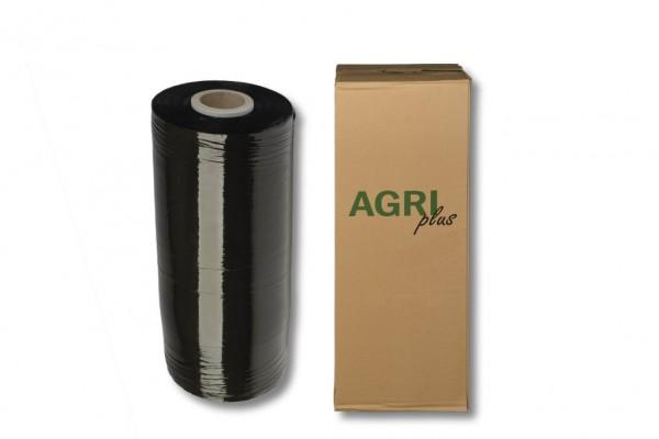 Agrarstretchfolie, AgriPlus blas 750 mm / 1500 m schwarz