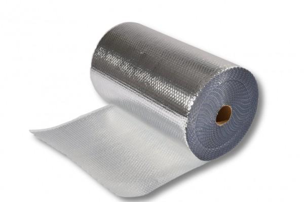 Polstermaterial silber