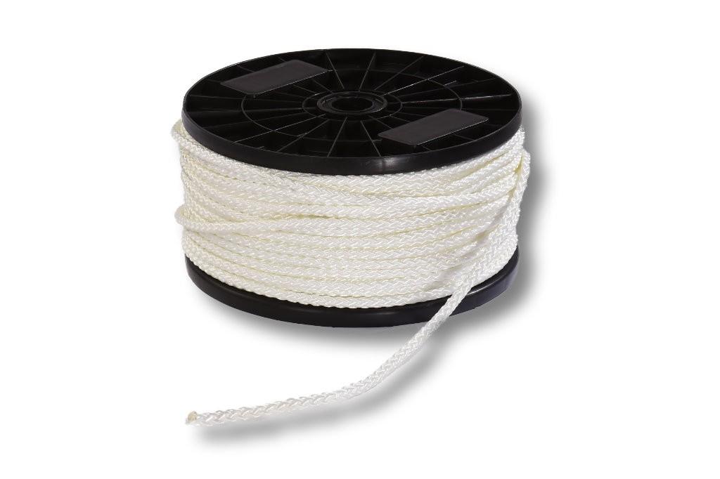 PP-Rundgeflecht-Seil 3,00 mm stark
