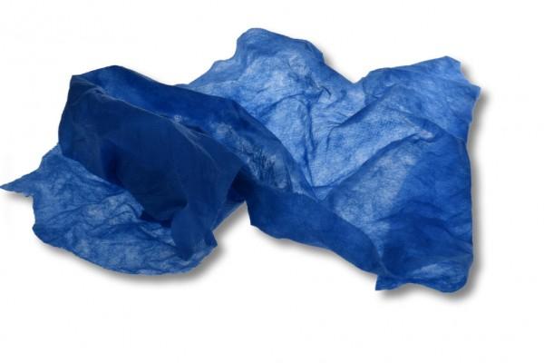 Dekorationsvlies blau