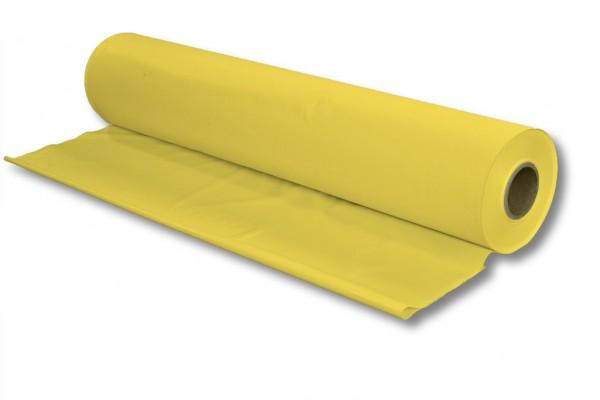 Biertischdecke, gelb 0,70 x 2,4 m (100 Stück)
