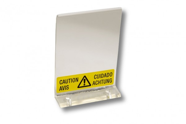 Andrückplatte für Packbandabroller