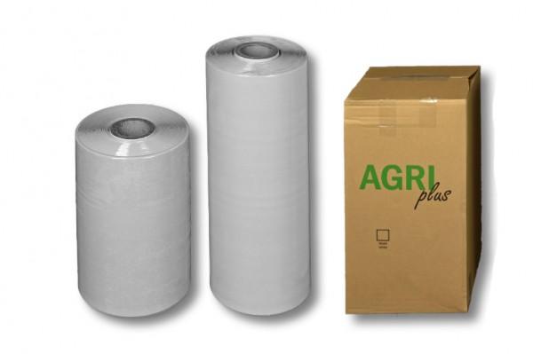 Agrarstretchfolie, AgriPlus blas 500 mm / 1800 m weiß