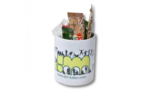 dm-folien Tasse Shop-Prämie