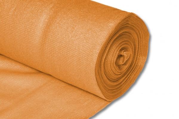 Schattiernetz 230g 4 x 30m, orange