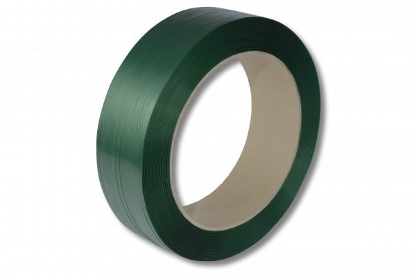 PET-Umreifungsband, grün, 12,0 x 0,60 mm 2600 m 406 mm Kern
