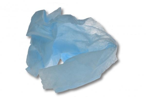 Dekorationsvlies hellblau