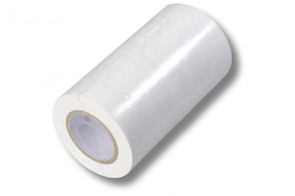 Silofolienklebeband 100 mm / 10 m, weiß