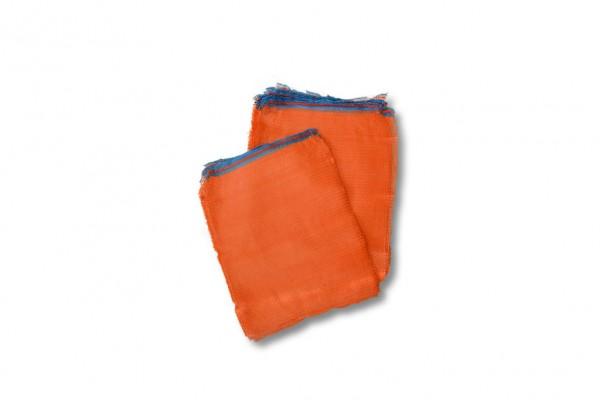 Raschelsäcke orange