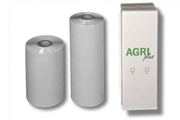 Agrarstretchfolie, AgriPlus cast 750 mm / 1500 m weiß