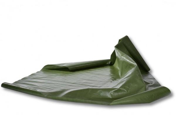 Gewebefolie grün